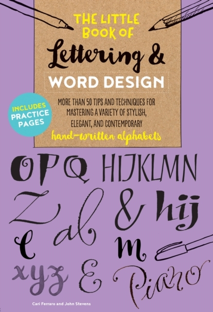 The Little Book of Lettering & Word Desi