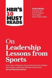 HBR's 10 Must Reads on Leadership Lesson