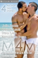 M4M - A Sexy Compilation of 4 Hot Gay M/