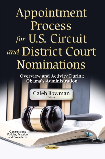 Appointment Process for U.S. Circuit & D
