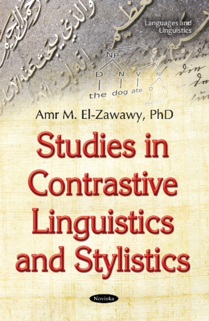 Studies in Contrastive Linguistics & Sty