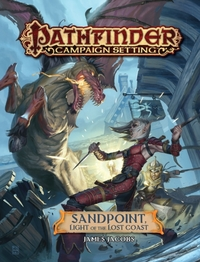 Pathfinder Campaign Setting: Sandpoint,