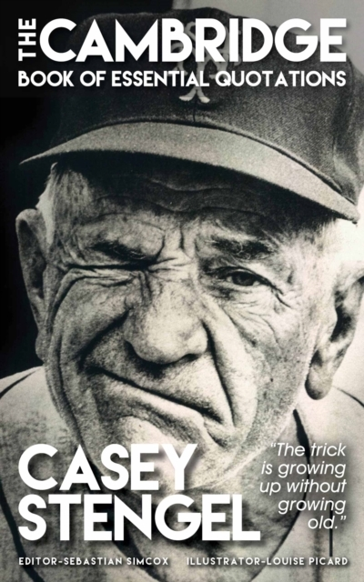 CASEY STENGEL - The Cambridge Book of Es