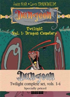 Dungeon: Twilight Complete Set Vols. 1-4
