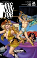 Palmiotti and Brady's The Big Con Job #2
