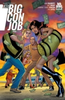 Palmiotti and Brady's The Big Con Job #4