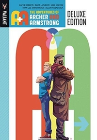 A&A: The Adventures Archer and Armstrong