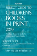 Subject Guide to Children's Books In Pri
