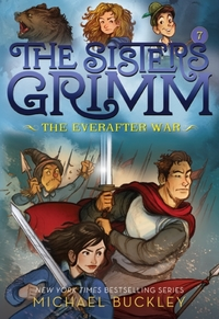 Everafter War (The Sisters Grimm #7)