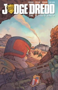 Judge Dredd The Blessed Earth, Vol. 1