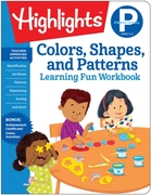 Preschool Colors, Shapes, and Patterns