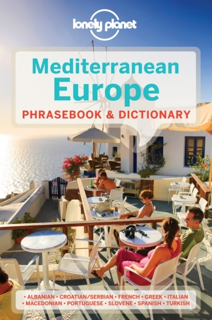Lonely Planet Mediterranean Europe Phras