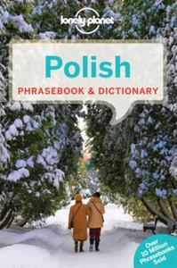 Lonely Planet Polish Phrasebook & Dictio