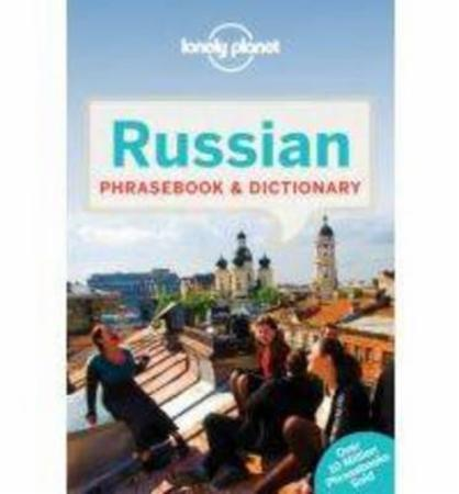 Lonely Planet Russian Phrasebook & Dicti