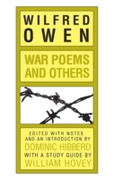 War Poems And Others