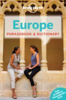 Lonely Planet Europe Phrasebook & Dictio