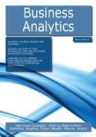 Business Analytics: High-impact Strategi