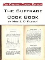 Suffrage Cook Book, compiled by Mrs L O