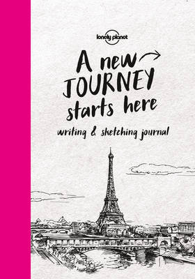 Lonely Planet Writing & Sketching Journa