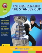 Night They Stole The Stanley Cup (Novel