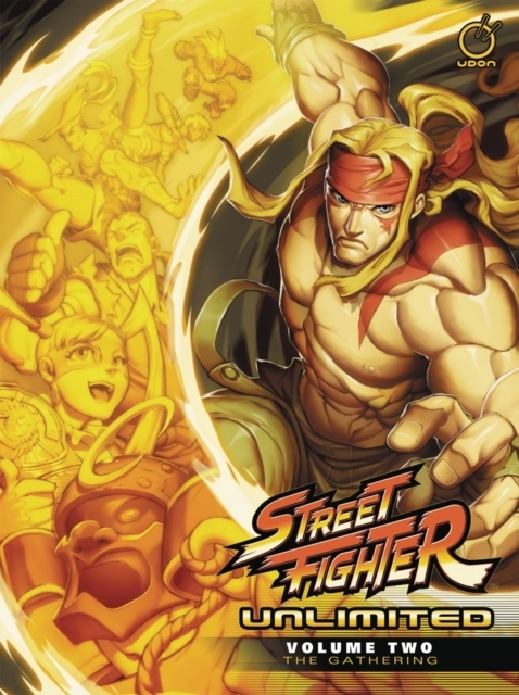 Street Fighter Unlimited Volume 2: The G