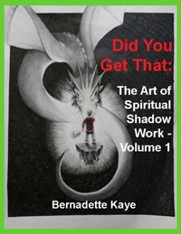 Did You Get That:  The Art of Spiritual