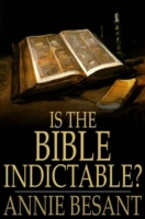 Is the Bible Indictable?