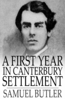 First Year in Canterbury Settlement