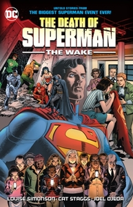The Death Of Superman: The Wake
