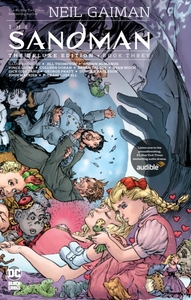 The Sandman: The Deluxe Edition Book Thr