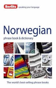 Berlitz Language: Norwegian Phrase Book