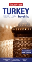 Insight Guides Travel Map Turkey
