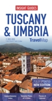 Insight Guides Travel Map Tuscany & Umbr
