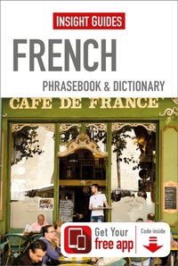 Insight Guides french Phrasebook