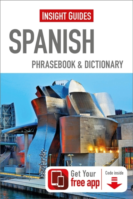Insight Guides Spanish Phrasebook