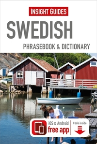 Insight Guides Phrasebook Swedish