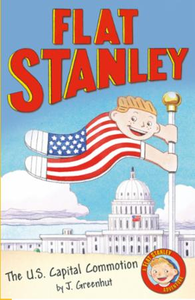 Jeff Brown's Flat Stanley: The US Capita