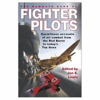 Mammoth Book of Fighter Pilots