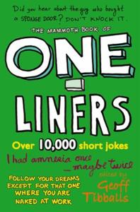 Mammoth Book of One-Liners