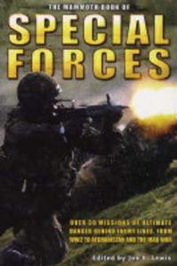 Mammoth Book of SAS and Special Forces