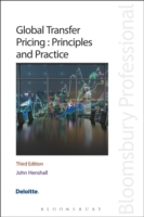 Global Transfer Pricing: Principles and
