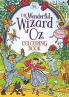 The Wonderful Wizard of Oz Colouring Boo