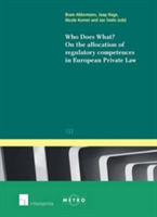 Who Does What?: On the Allocation of Com