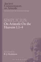 Simplicius: On Aristotle On the Heavens
