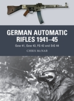 German Automatic Rifles 1941 45