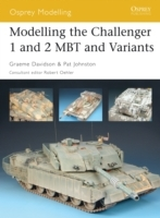 Modelling the Challenger 1 and 2 MBT and