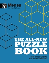 Mensa: The All-New Puzzle Book