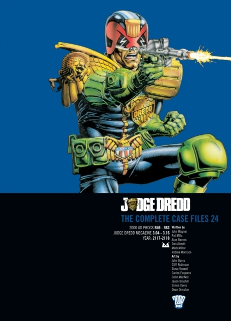 Judge Dredd: Casefiles 24