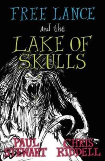 Free Lance and the Lake of Skulls (Book
