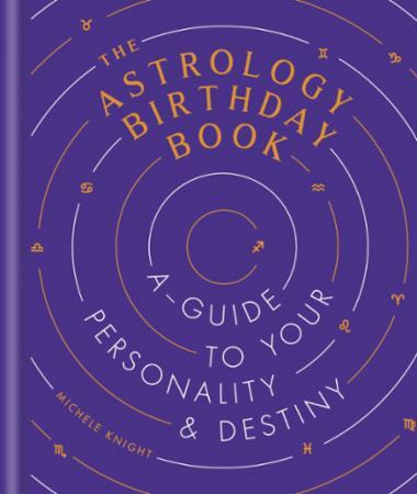 The Astrology Birthday Book